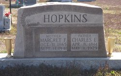 Margret Frances <i>Bennett</i> Hopkins