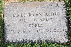 James Brian Jim Keithley