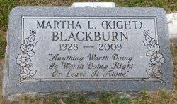 Martha Lee Blackburn