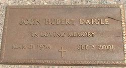 John Hubert Daigle