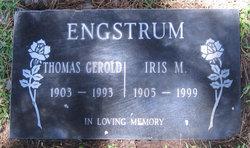 Iris Evelyn <i>MacLaughlin</i> Engstrum