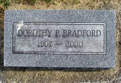 Dorothy P Bradford