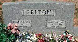 Mary <i>Willson</i> Felton