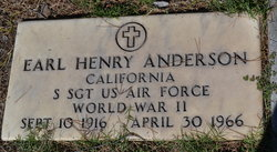 Earl Henry Anderson