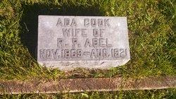 Ada <i>Cook</i> Abel