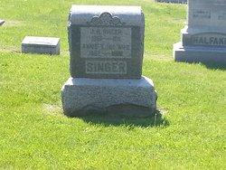 Anna Eliza Annie <i>Mounts</i> Caster