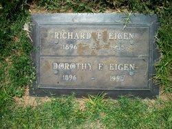 Dorothy Forbes <i>Forbes</i> Eigen