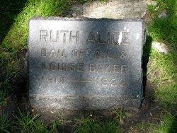 Ruth Alice Baker