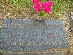 Margaret <i>Kovach</i> Schwartz