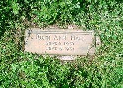 Ruth Ann Hall