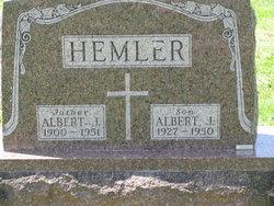 Albert J Hemler, Sr