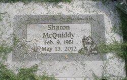Sharon <i>Sudweeks</i> McQuiddy
