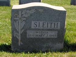 Mary J Sleith