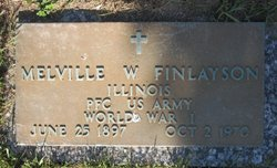 Melville Wilcox Finlayson