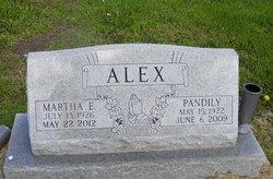Martha E Marty <i>Short</i> Alex