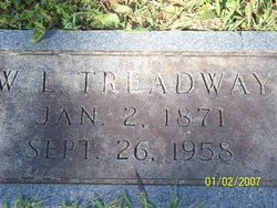 William Alexander X Treadway