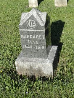 Margaret <i>Shaffer</i> Else