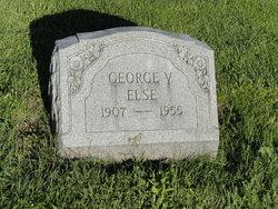 George V Else