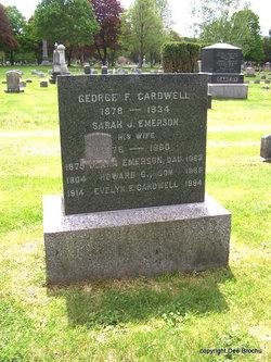 George F Cardwell