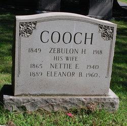 Nettie Elizabeth <i>Dix</i> Cooch