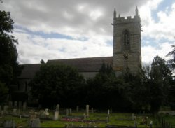 Saint Matthew's Churchyard
