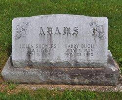 Helen <i>Showers</i> Adams