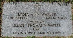 Lydia Ann Watler