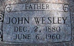 John Wesley Conley