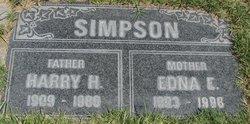 Edna Bug <i>Nordin</i> Simpson