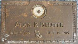 Alan P. Belote