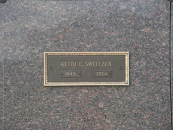 Keith E Sweitzer