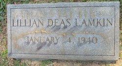 Lillian <i>Deas</i> Lamkin