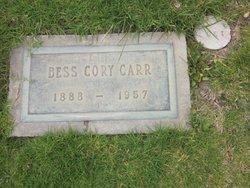 Bess Katherine <i>Cory</i> Carr