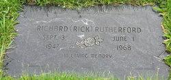 Richard Ronald Rick Rutherford