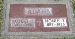 Nonie E Adams