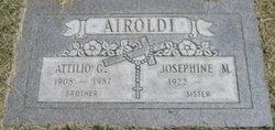Attilio G Airoldi