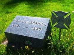 Royal Webster Merrill