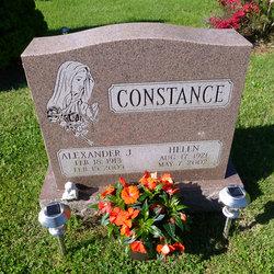 Alexander J Constance