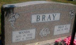 Billy G Bray