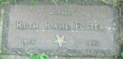 Ruth Rahe Foster
