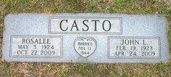 Rosalee Casto