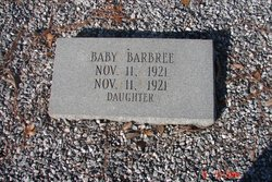 Baby Barbree
