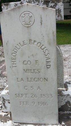 Theodule Broussard