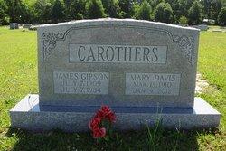 James Gipson Carothers