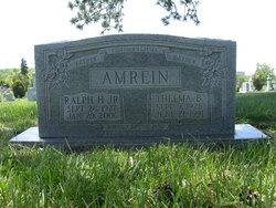 Thelma <i>Bunting</i> Amrein
