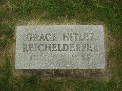 Grace <i>Hitler</i> Reichelderfer