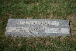 Addie <i>Combs</i> Alexander