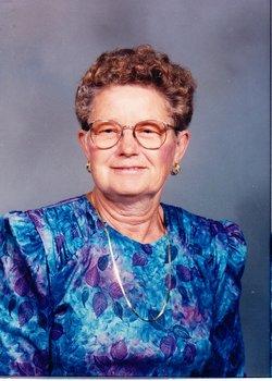 Virginia Maxine Ginny <i>Broge</i> Mann