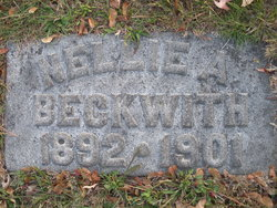Nellie A Beckwith