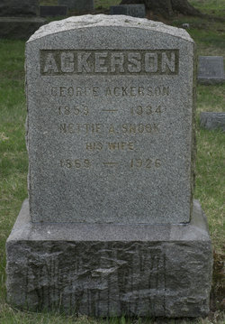 George Ackerson